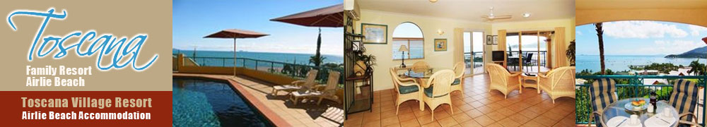 Toscana Village Resort Whitsundays Airlie Beach