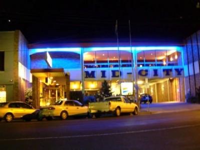 Mid City Motel Ballarat