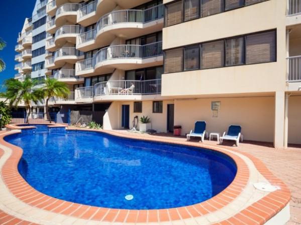 Broadbeach Travel Inn Apartments Photos : Gold Coast ...
