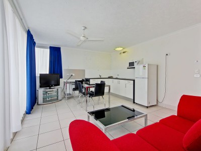 Broadbeach Travel Inn Apartments gold coast