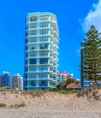 Hibiscus on the Beach Hibiscus On The Beach - Main Beach Gold Coast, absolute beachfront apartments