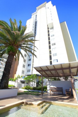 Indigo Blue Beachfront Apartments gold coast