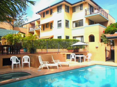 Mermaid Beach Park View Apartment Gold Coast : Gold Coast