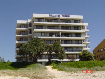 Pacific Surf Apartments