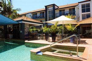 Santana Holiday Resort Pool