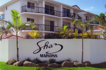 Shaz Maisons Apartments Mermaid Beach
