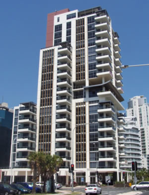 Solaire Apartments. Gold Coast ...