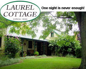 Laurel Cottage Hobart