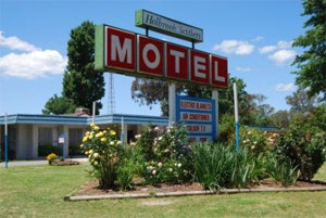 Motels In Holbrook Nsw