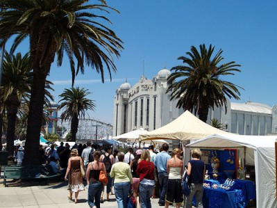 Barkly Apartments Melbourne The Esplanade Weekend Markets St Kilda