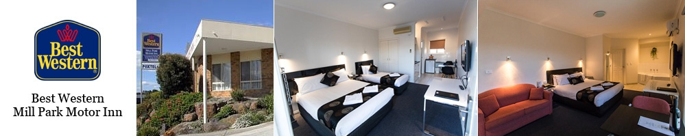 Best Western Mill Park Motor Inn Melbourne