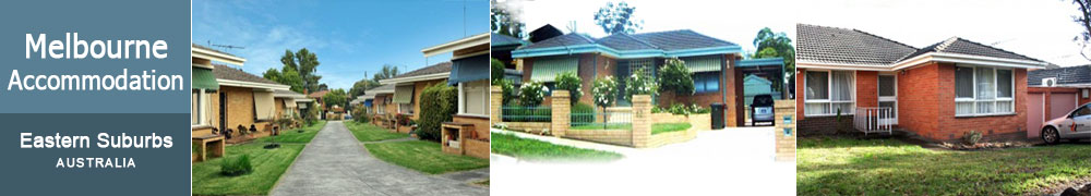Melbourne Accommodation Eastern Suburbs melbourne