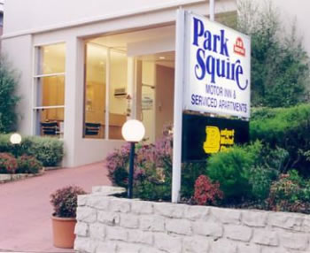 Park Squire Motor Inn and Serviced Apartments Melbourne