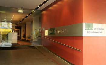 Quest on Bourke Serviced Apartments Melbourne