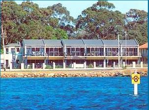 Sails Luxury Apartments Merimbula