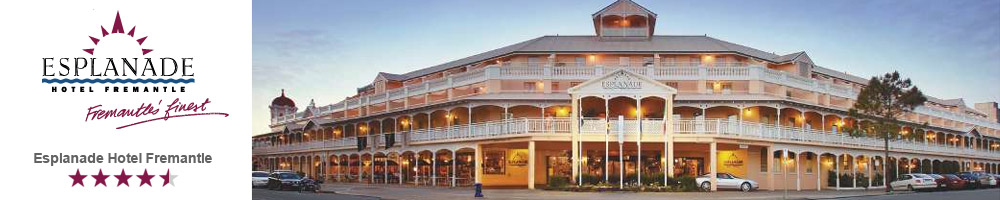 Esplanade Hotel Fremantle - by Rydges Perth