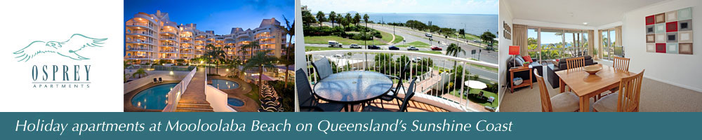 Osprey Apartments Sunshine Coast