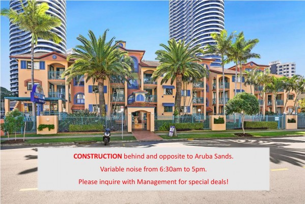 Aruba Sands Resort Apartments
