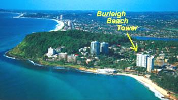 Burleigh Beach Tower - Holiday Apartments