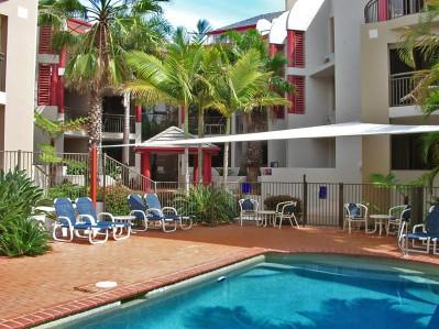 Burleigh on the Beach Apartments Gold Coast