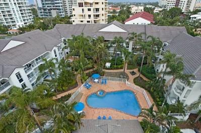 Chidori Court Resort Gold Coast