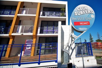 Club Surfers Apartments Gold Coast