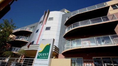 Quest on St Kilda Road Apartments